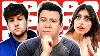 WHY FAKING YOUR OWN KIDNAPPING MIGHT NOT BE A GREAT IDEA, Daniel Silva, Corey La Barrie, Mia Khalifa