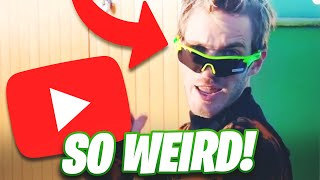Super weird YouTube Theories People ACTUALLY BELIEVE!! (PewDiePie, Marina Joyce, Dr. Disrespect)