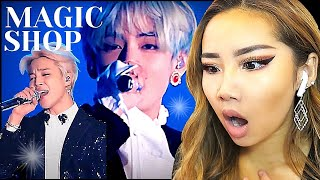 ULTIMATE EARGASM! 😍 BTS 'MAGIC SHOP' (방탄소년단) SONG & LIVE PERFORMANCE ✨ | REACTION/REVIEW