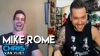 Mike Rome on his tattoos, WrestleMania 36, Alexa Bliss, his voice cracking on TV, ring announcing