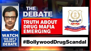 Drug Probe: Big Bollywood Names Come Under NCB's Scanner | The Debate With Arnab Goswami