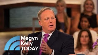 Megyn Kelly Questions Sean Spicer About Press Briefings, Inauguration, More | Megyn Kelly TODAY