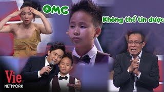 GOOSE BUMPS with the high-speed mental arithmetic of the kid genius | THE BRAIN VIETNAM 2019