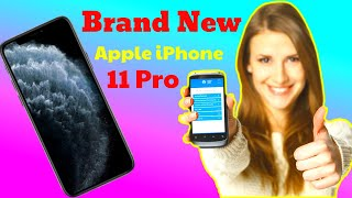 Brand New Apple iPhone 11 Pro! What's new with the iPhone 11 pro? PanTong iPhone 11 Pro.