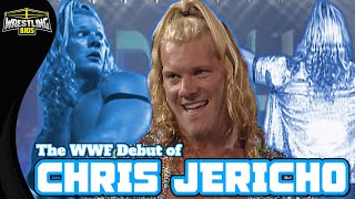"The WWF Debut of ""Y2J"" Chris Jericho"