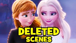 14 Amazing Frozen 2 DELETED SCENES You Never Got To See!