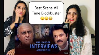 Anil Kapoor interviews Amrish Puri | Nayak 2001 Thriller Movie | Pakistani Reaction | Magisco