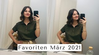 Favoriten März 2021