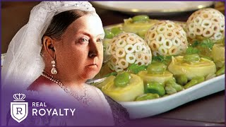 The Very Elaborate Way Queen Victoria Had Her Eggs | Royal Upstairs Downstairs | Real Royalty