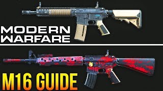 Modern Warfare: How To Make The M16