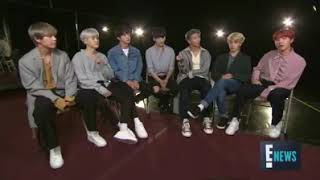BTS revealed their celebrity crushes