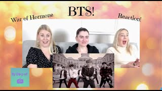 BTS: 'War of Hormone' Reaction