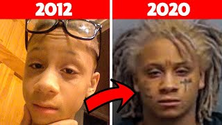 The Criminal History of Trippie Redd