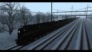 At The Railyard:  Pennsylvania Railroad GG1 (RSC)