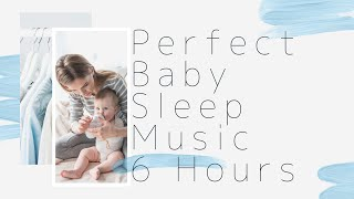 【Ultimate Lullaby For Babies To Go To Sleep】Super Relaxing Baby Sleep Music