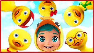 The Five Little Ducks Song , Yes Yes Dance Song +The BEST SONGS For Children - Viola Kids Songs