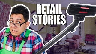 The Man Who Loved His Vacuum - Retail Stories