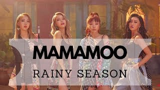 MAMAMOO - Rainy Season (3D / Concert / Echo + Bass boosted) 'Red Moon'