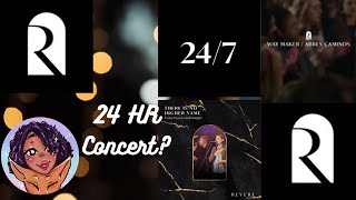 Revere Live Album and Live Concert Stream Review.