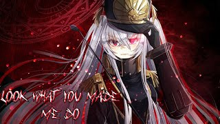 [Nightcore] - Look What You Made Me Do