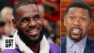 Scottie Pippen, make up your mind about Michael Jordan vs. LeBron! – Jalen Rose | Get Up!