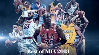 Best Of The NBA 2018 Edit