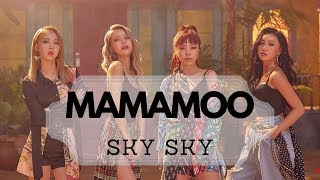 MAMAMOO - Sky Sky (3D / Concert / Echo + Bass boosted) 'Red Moon'