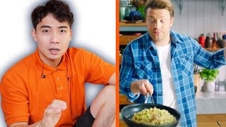 Uncle Roger HATE Jamie Oliver Egg Fried Rice
