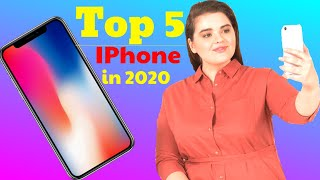 Top 5 IPhone-Super Value for Money! What is the difference between the iPhones?