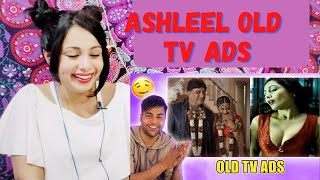 Ashleel Old Tv Ads | These Commercials Are Epic | DhiruMonchik | Reaction | Nakhrewali Mona