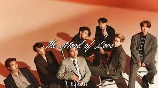 BTS - INTRO : IN THE MOOD OF LOVE (ENG LYRICS)