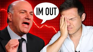 Kevin O'Leary Reacts To My $10 Million Dollar Investment | Shark Tank