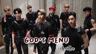 Stray Kids - God's Menu (神메뉴) COVER by Cheilla
