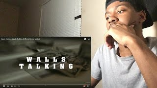 Kevin Gates - Walls Talking [Official Music Video] (REACTION)