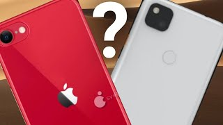iPhone SE 2020 or Google Pixel 4a ?