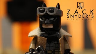 Zack Snyder's Justice League: Knightmare Sequence in LEGO