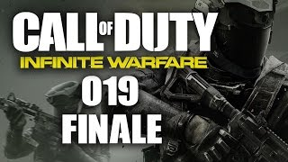 CALL OF DUTY: INFINITE WARFARE #019 - FINALE: Das Ende aller Tage | Let's Play COD: Infinite Warfare