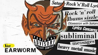How heavy metal and Satan gave us this sticker