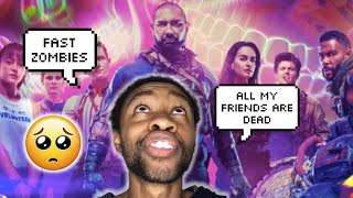 Army Of The Dead Trailer 2 Reaction #shorts