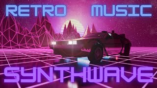 Retro, synthwave, nightdrive music compilation - vol2
