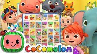 ABC Phonics Song | CoComelon Nursery Rhymes & Kids Songs
