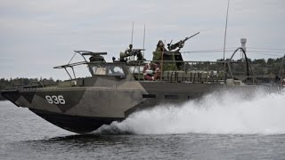 Sweden searches for suspected Russian submarine