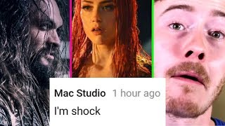 Aquaman Trailer | Funny Comments