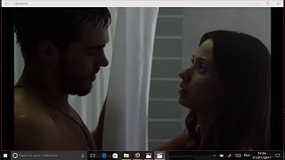 Jake and Katie Shower scene Containment