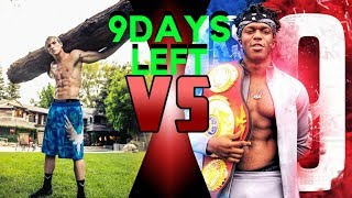 LOGAN PAUL vs KSI SHOWDOWN