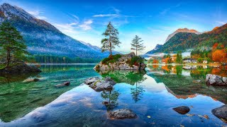 Relaxing Music -  Calm Piano Music For Stress Relief, Water Sounds, Insomnia Meditation