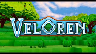 VELOREN PRE-ALPHA 0.6.0 | UNCUT GAMEPLAY ,,52 Leveling for 200.