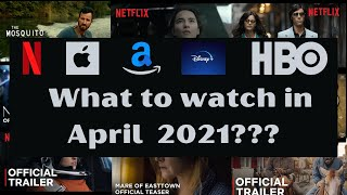 What to watch in april 2021 | april amazon prime releases 2021 | what to watch on hotstar | 2021