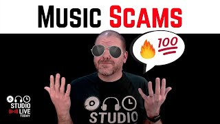 Music Scams | What You need to know