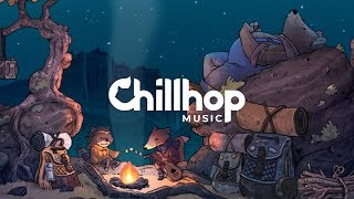 Campfire Crackling 🔥 [warm / cozy beats]